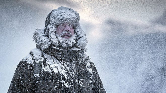 extreme cold