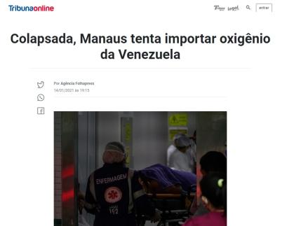 manaus venezuela