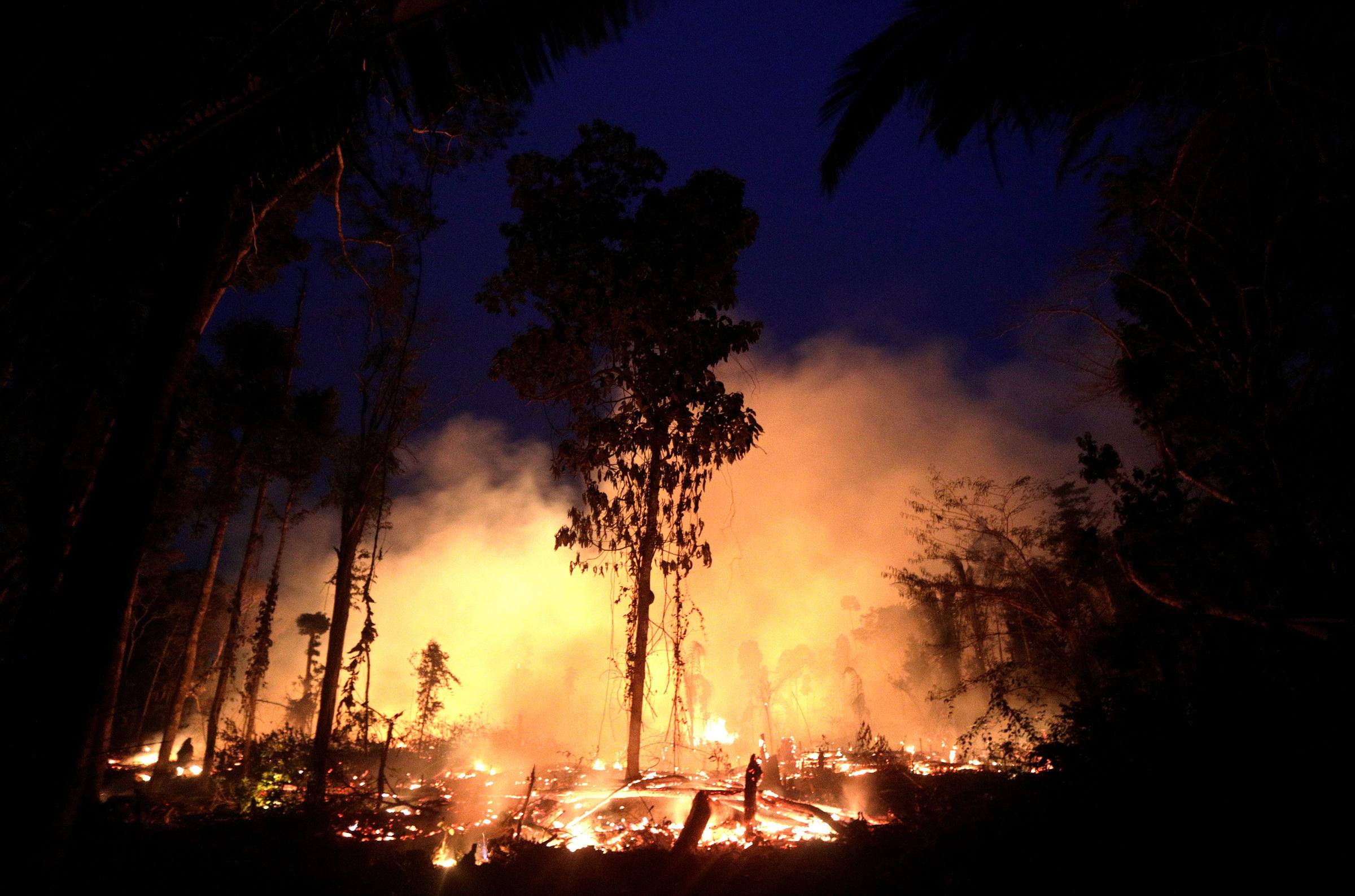 BRAZIL INDIGENOUS THREATS