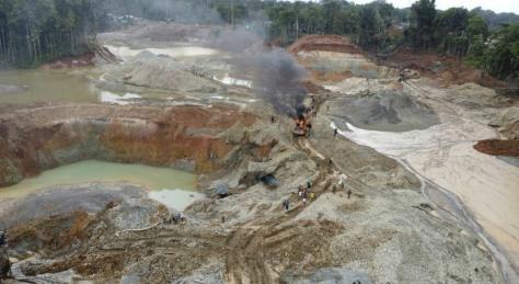 mineração argentina