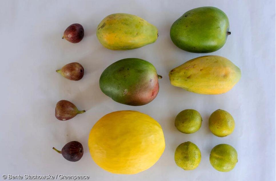 frutas alemas