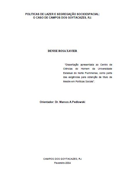 drosa xaiver 2004