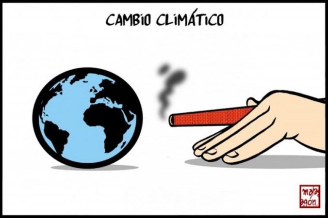 mudança climática