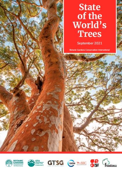 botanic gardens report
