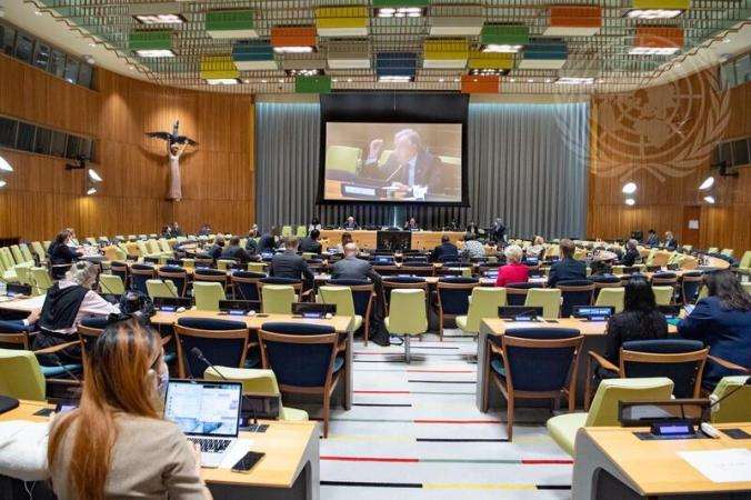 Informal Leaders Round Table on Climate Change