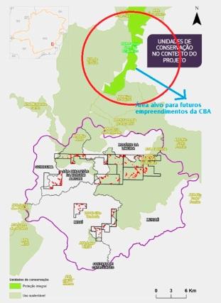 mapa ucs